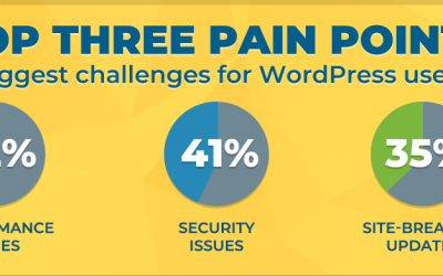 Top 3 WordPress Headaches for 2018 Survey – Solved